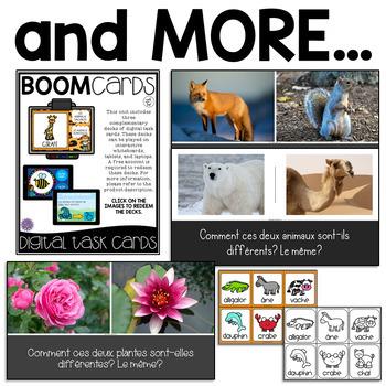 Besoins des animaux et des plantes | Alberta Curriculum