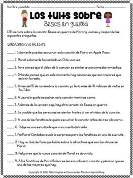 Besos en guerra de Morat ft. Juanes