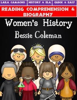 Women's History Month: Bessie Coleman
