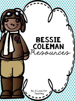 Bessie Coleman {Black History Month/Women's History Month}