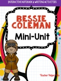 Bessie Coleman- Black History Month Activity