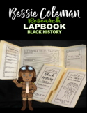 Bessie Coleman Black History Month Biography Lapbook research project