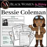 Bessie Coleman   Black Women in History