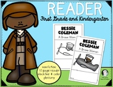Bessie Coleman Reader {First Black Woman Pilot} Black History Month