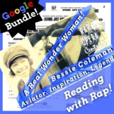 Bessie Coleman Reading Comprehension Activities for Google