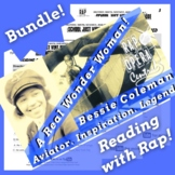 Bessie Coleman Reading Passage and Worksheets Using Biogra