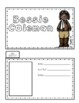 Bessie Coleman Writing Tab Book