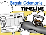 Bessie Coleman's Timeline for {Kindergarten and First Grade} Social Studies