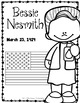 Bessie Nesmith: Biography Research Bundle {Report, Trifold