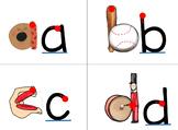 Jolly Phonics ABC Set
