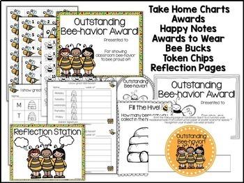 Behavior Management - Back to School- Rewards - Clip Chart and More