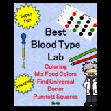 Best Blood Type Lab