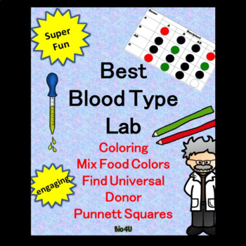 Best Blood Type Lab