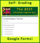 The Best Christmas Pageant Ever Novel Study Quiz and Test Bundle