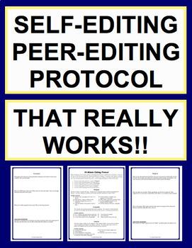 Peer-Editing: Best-Ever Protocol