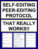 Peer-Editing: Best-Ever Protocol