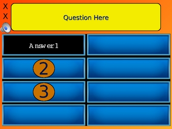 best family feud 3 answer review game powerpointmake history fun, Powerpoint templates