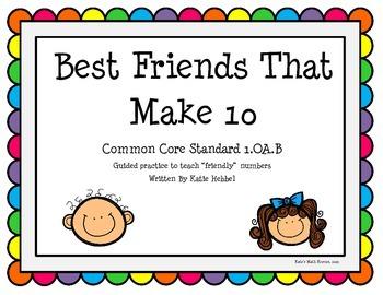 Best Friends Make Ten