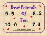 Best Friends of Ten Addition to Ten