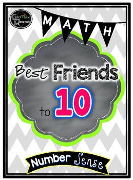 Best Friends to 10 - Number Sense