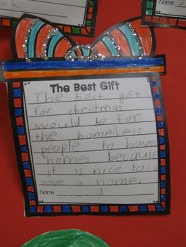 Best Gift Writing FREEBIE