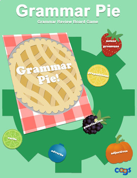 Best Grammar Review : Grammar Pie!