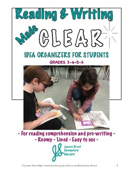 Best Graphic Organizers for Reading and Writing