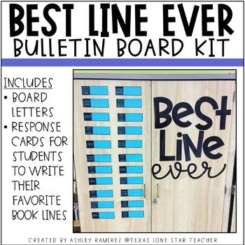 Best Line Ever Board Kit