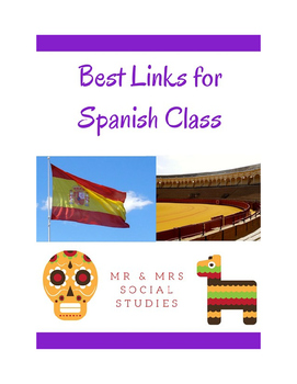 Best Links for Spanish Class