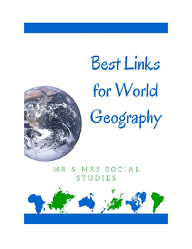 Best Links for World Geography
