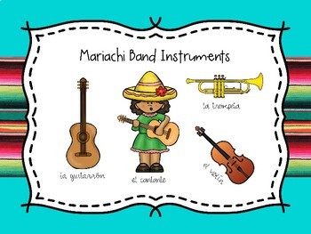 Best Mariachi Band in the World {Music Literacy Activity}