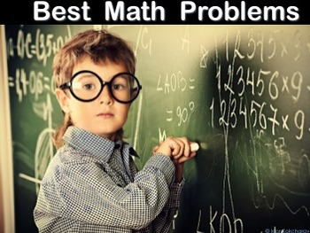 Best Math Word Problems