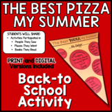 Back-to-School Summer Reflection