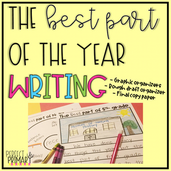 Best Part of the Year Writing Activity