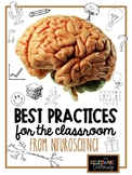 Best Practices Flash Cards Ready to Use in the Classroom from Neuroscience!
