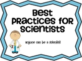 Best Practices for Scientists