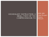 Best Practices in Vocabulary Instruction