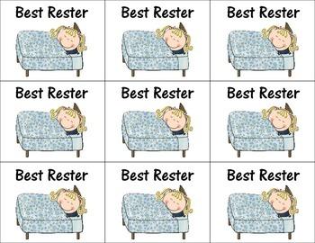 Best Rester Freebie
