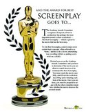 Best Screenplay Activity