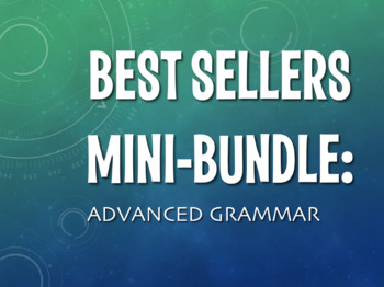 Best Sellers:  Advanced Spanish Grammar