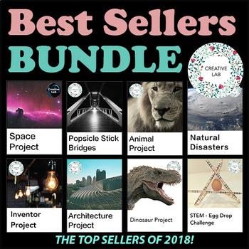 Best Sellers - Bundle 2018 - Save 50%