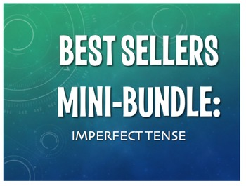 Best Sellers: Spanish Imperfect
