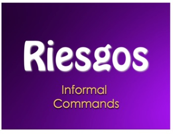 Best Sellers: Spanish Informal Commands