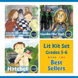 Best Sellers Lit Kit Set - BUNDLE Gr. 5-6