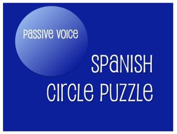 Best Sellers: Spanish Passive Voice