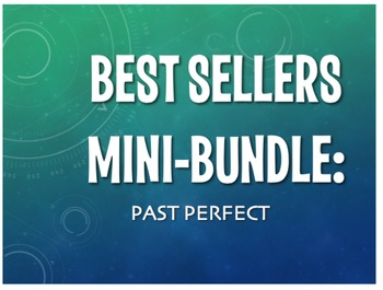 Best Sellers: Spanish Past Perfect Tense