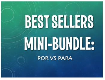 Best Sellers: Por Vs Para