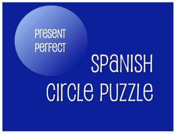 Best Sellers: Spanish Present Perfect Tense