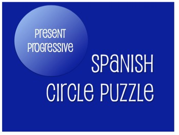 Best Sellers: Spanish Present Progressive