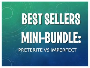 Best Sellers: Spanish Preterite Vs Imperfect